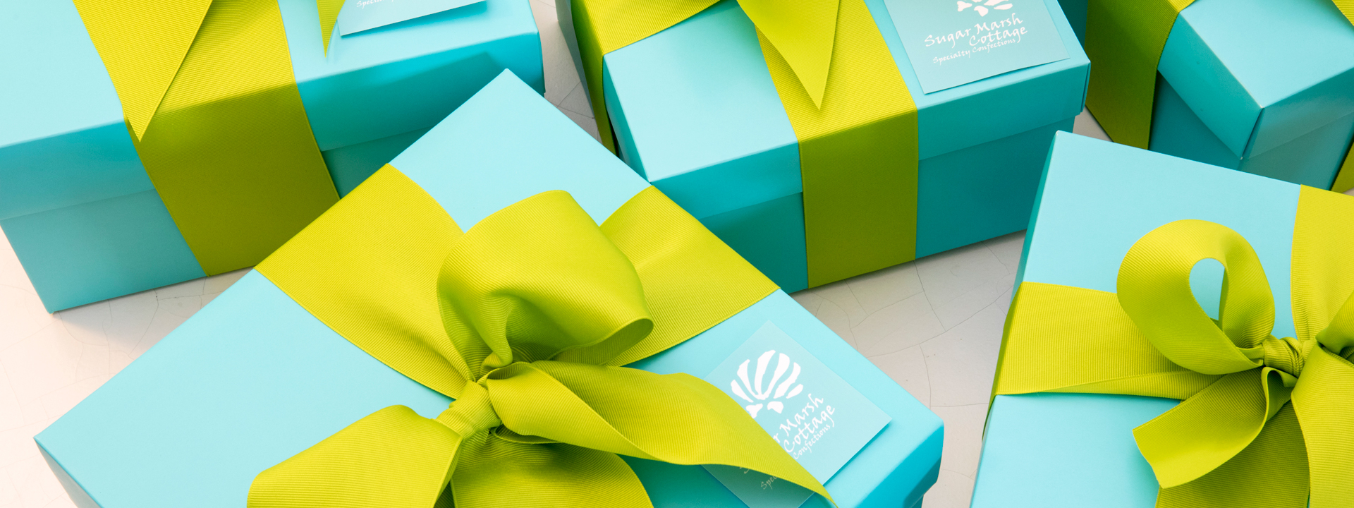 Gift Boxes Header