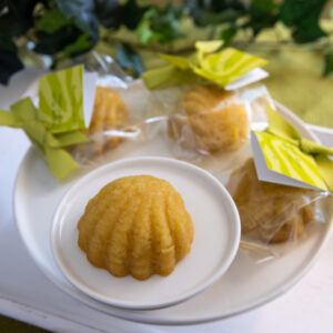 Sugar Rum Tea Cake